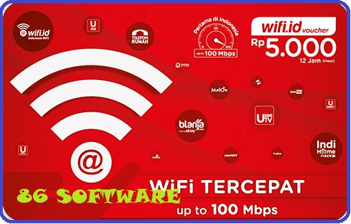 Akun Wifi Id Harian Kampus 86 Software